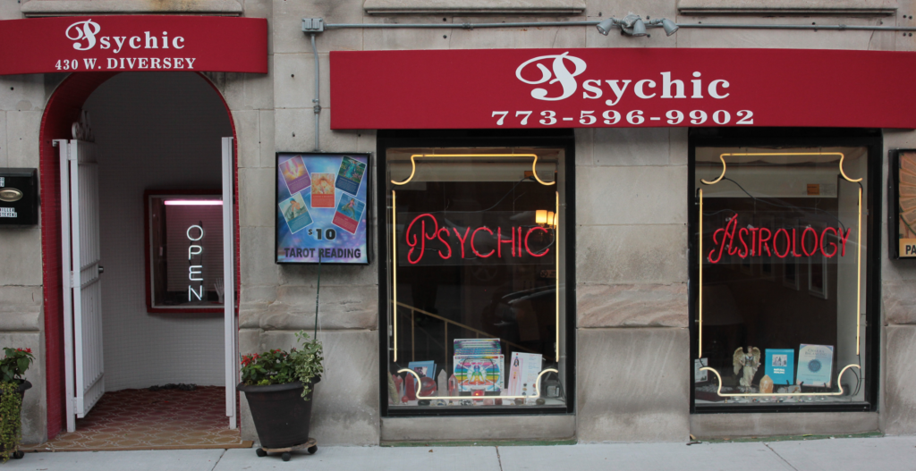 Contact Astrology & Crystals Chicago location